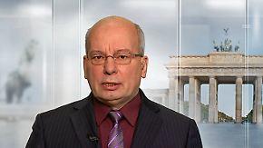 """Rainer Wendt über Gewalt gegen Beamte: """"Es gibt überhaupt keine Hemmungen mehr"""""""