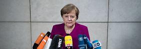 """Endphase der GroKo-Verhandlungen: """"Das wird ein Riesenstück Arbeit"""""""
