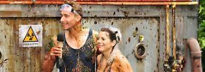 Tag 15 im Dschungelcamp: Drei Stars überstehen den Ekel-Regen