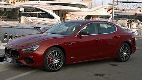 Rassiger Dreizack für moderaten Preis: Maserati Ghibli will nicht mehr Exot sein