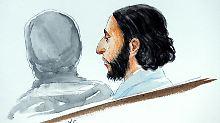 """""""Ich habe keine Angst vor euch"""": Abdeslam verweigert die Aussage"""