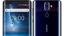 "Premiere in Barcelona: Was ist das Nokia 8 ""Sirocco""?"