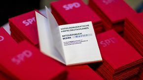 Kühnert auf Anti-GroKo-Tour: SPD-Mitgliederentscheid entfacht Streit