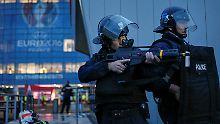 Von Drohnenabwehr und Irisscans: Was tun gegen Terror bei Massen-Events?