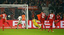 Trotz Bremer Blitz-Doppelpack: Leverkusen spektakelt den Pokalfluch weg