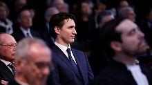 """Trudeau und die """"Menschheit"""": Kanadas Premier korrigiert Bürgerin"""