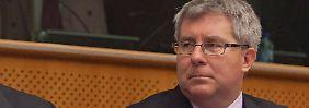 Kein Amt für Ryszard Czarnecki: EU-Parlamentsvize stürzt über Nazivergleich