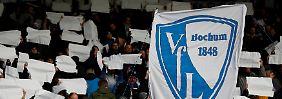 Panikreaktion im Zweitligakeller: VfL Bochum feuert Coach und Sportvorstand