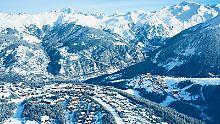 """Shopping, Show und Skifahren: Courchevel ist das """"St. Tropez der Alpen"""""""