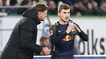 Der Sport-Tag: Schulden von RB Leipzig bei Red Bull steigen deutlich