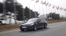 Koreas Alternative zur S-Klasse: Genesis bringt Luxusautos nach Deutschland