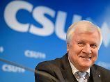 Einstimmig für neue GroKo: CSU-Vorstand billigt Koalitionsvertrag