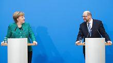 Kuschen für Mitgliederentscheid?: Angst vor SPD sorgt für Wut in CDU
