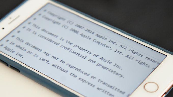 Die Veröffentlichung des iBoot-Quellcodes stellt eine potenzielle Gefahr für viele iPhones dar.