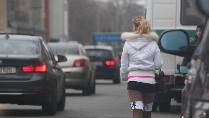 Die Opfer des Zuhälter-Trios sind überwiegend junge Frauen aus Bulgarien.