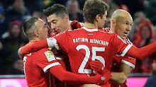 Eintracht tritt auf Schalke an: Bayer empfängt Bayern im Pokal-Halbfinale