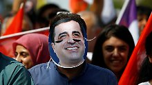 Ex-Chef schickt Brief aus Haft: Prokurdische HDP hat neue Parteispitze