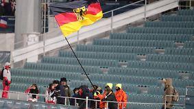 Schlechtes Wetter und wenig Zuschauer: Olympia-Stimmung in Pyeongchang geht auf Talfahrt