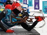 """Bronzegewinner Doll im Interview: """"Biathlon bei der Kälte ist kein Wellness"""""""