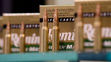 US-Traditionsfirma sucht Käufer: Waffenschmiede Remington geht in Insolvenz