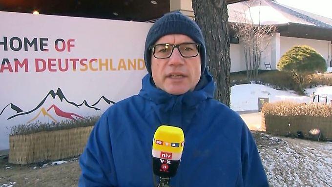 """Wüstemann über deutsche Hoffnungen: """"Chancen für Medaillen zum Mittagessen stehen gut"""""""