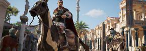 """Forscher statt Meuchelmörder: Mit """"Assassin's Creed"""" das alte Ägypten entdecken"""