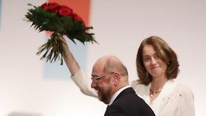 Geschickt raushalten, groß rauskommen?: SPD handelt Barley als erste deutsche Außenministerin