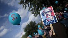 Journalist ein Jahr in U-Haft: Fall Yücel blockiert deutsch-türkischen Dialog