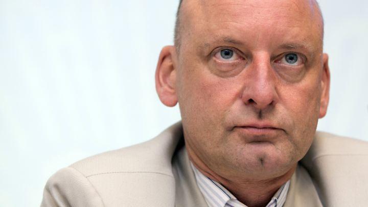 Jochen Sindbergs Posten soll polizeiintern augeschrieben werden.