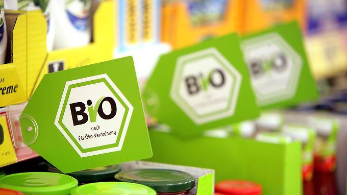 Bio liegt im Trend - doch das Image des Lebensmittelsektors ist laut Experten verzerrt.