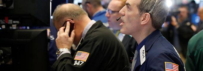Banges Warten auf US-Inflationsdaten.