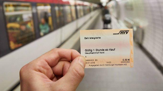 Hamburgs Verkehrsgesellschaft nimmt alleine im Jahr rund 800 Millionen Euro ein.