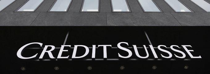 Zentrale in Zürich: Der Konzernsitz der Credit Suisse.