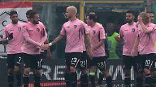 Der Sport-Tag: Teurer Aufreger: Fan wirft Eistüte auf Schiedsrichter