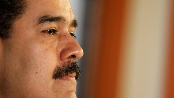 Nicolás Maduro will sich eine Woche nach dem OAS-Gipfel (13. und 14. April) in Venezuela im Amt bestätigen lassen.
