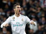 Auferstanden aus CL-Ruinen: Ronaldo beflügelt Reals Giganten gegen PSG