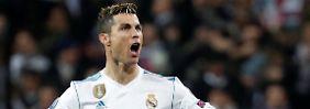 Auferstanden aus CL-Ruinen: Ronaldo leitet Real-Comeback gegen PSG ein