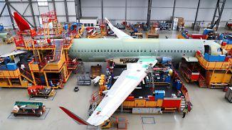 Gewinn fast verdreifacht: Airbus präsentiert trotz massiver Probleme starke Zahlen