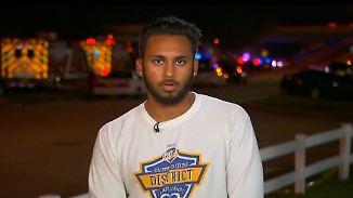 """Amoklauf von Parkland: Augenzeuge: """"Die dachten, dass das nur ein Feueralarm ist"""""""
