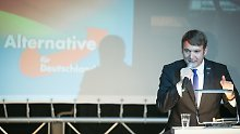 Ermittlungen gegen AfD-Politiker: Steinmeier verurteilt Poggenburg-Rede