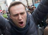 Nach Zahnarzt-Besuch in Moskau: Polizei nimmt Nawalny erneut fest
