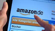 Der Börsen-Tag: Tech-Euphorie: Amazon bald eine Billion Dollar wert?