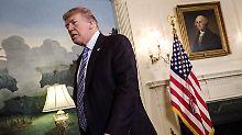Trumps drittes Einreiseverbot: Gericht: Muslim-Bann verletzt Grundrechte