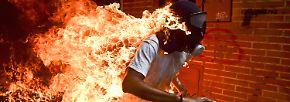Pressefotos des Jahres 2017: Diese Bilder sind preisverdächtig