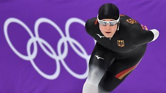 45-jährige Eisschnelllauflegende: Pechstein peilt Altersrekord bei Winterspielen an
