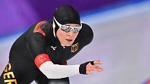 Für die Polizeihauptmeisterin ist es das 17. Olympische Rennen.