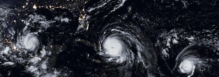 Stabile Bilanz, vorsichtiger Ausblick: Naturkatastrophen verschonen Allianz weitgehend