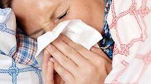 """Grippesaison ist nicht vorbei: """"Nicht jeder mit Influenza hat Symptome"""""""