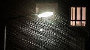 Nach frostiger und glatter Nacht: Wochenende beginnt im Süden mit Schnee