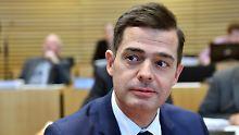 """CDU-Politiker Mike Mohring: """"Wir brauchen Erneuerung auf allen Ebenen"""""""